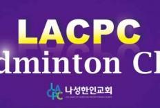 LACPC Badminton Club
