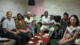 케냐에서 8월 선교편지